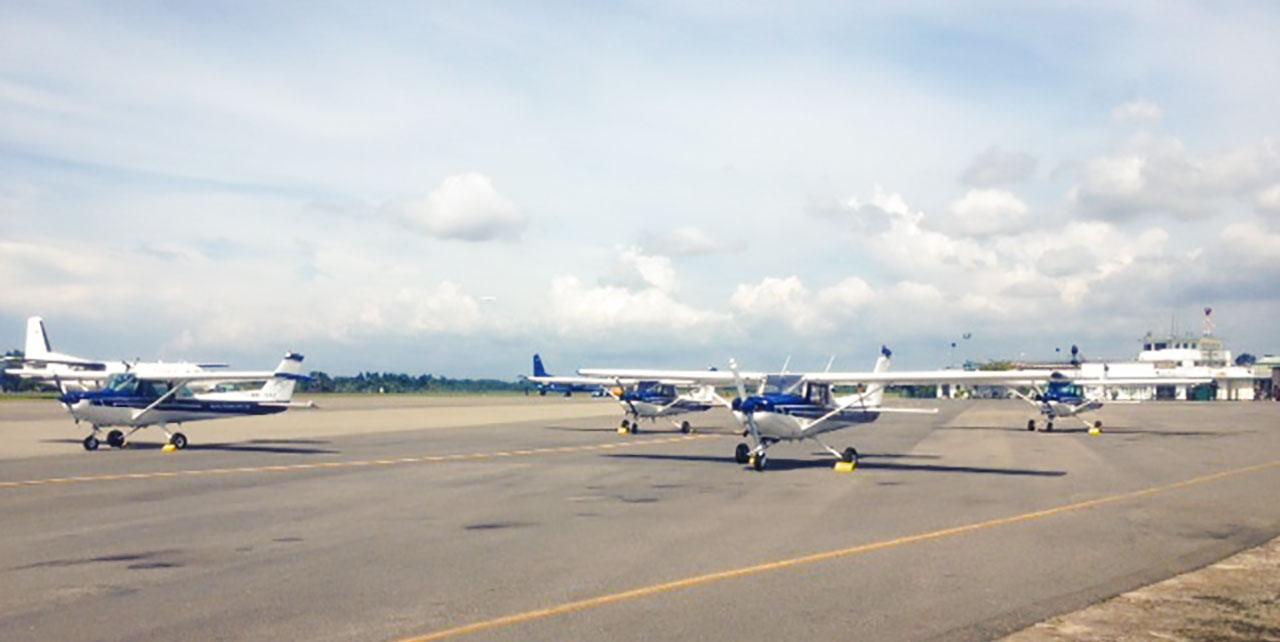 Skyline Aviation Training Academy Sri Lanka